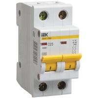 Автоматический выключатель  ВА47-29М 2P 1A 4,5кА х-ка B IEK